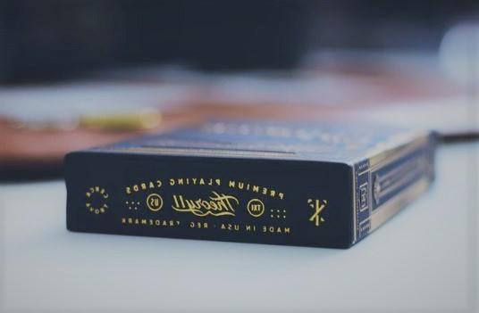 paquet carte magicien