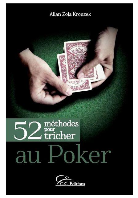 52 méthodes pour tricher au poker
