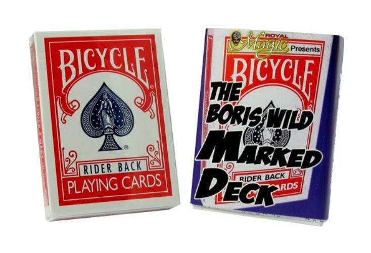 bicycle jeu truqué