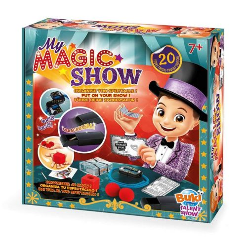 buki my magic show