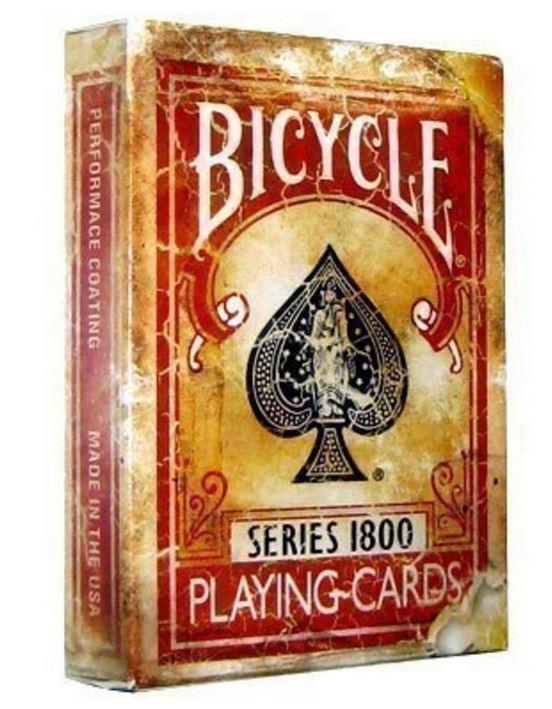 jeu carte truquées au dos