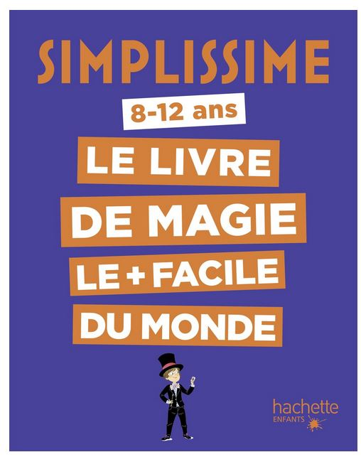 simplissime livre de magie